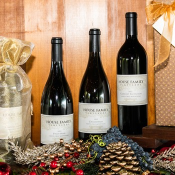 2012 Holiday Estate Trio